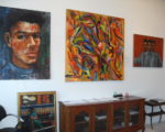 Ang-Ray's Solo Exhibit
